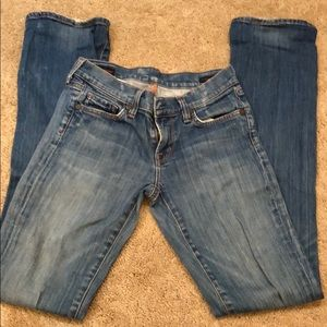 Citizens of Humanity light wash blue jeans